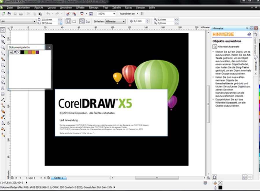 CorelDRAW-X5-Portable