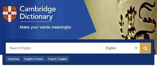 Cambridge-Dictionary-tu-dien-Online