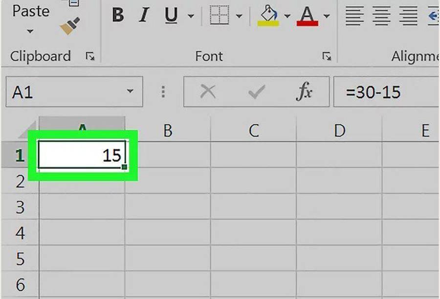 ham-tru-co-ban-trong-Excel