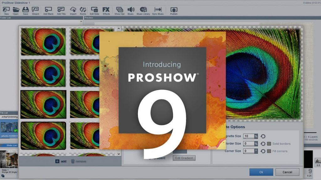 proshow-gold-la-gi